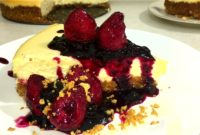 The Best New York Style Cheesecake with Video